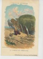 PUBLICITE - SOLUTION PAUTAUBERGE - FABLES DE LAFONTAINE - Le Charretier Embourbé - D'après GUSTAVE DORÉ - Publicité