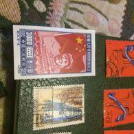 CINA MAO E GRANDE MURAGLIA 1 VALORE - Autres - Asie