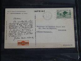 Nouvelles-Hebrides - Carte Publicitaire Plasmarine Dans Le Sillage De Bougainville - 1954 - Les Tabous - Légende Française