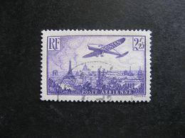 TB PA N° 10, Oblitéré. - Airmail