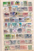 1000 Timbres Neufs Et Oblitérés Du Monde  ( Doubles Non Comptés ) - Briefmarken