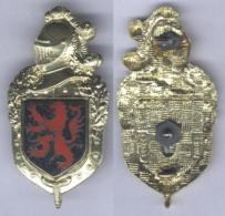 Insigne De La Compagnie De Circulation Routiére De Gendarmerie Midi Pyrénées - Policia