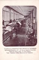 MALINES - Atelier Manufacture Royale De Tapisserie Braquenié - 20 Rue De Stassart - Mechelen