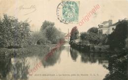 78.  JOUY EN JOSAS .  La Bièvre Près Du Moulin . - Jouy En Josas