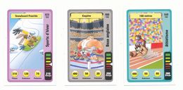 LA FETE DU SPORT - Trading Cards