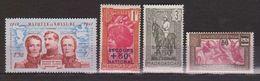 Madagascar N° (yt) 231 à 234  Neufs ** - Madagascar (1889-1960)
