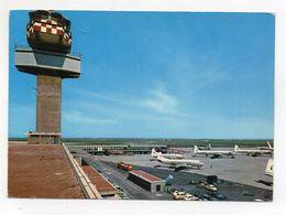 Fiumicino (Roma) - Aeroporto Leonardo Da Vinci - Aerei - Viaggiata Nel 1965 - (FDC22812) - Fiumicino