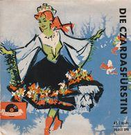 Die Czardasfürstin - Chor Und Orchester Des NWDR Hamburg - Polydor - Opéra & Opérette