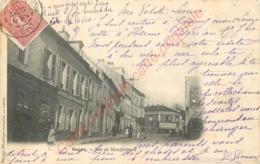 93.  GAGNY .  Rue De Montfermeil . - Gagny