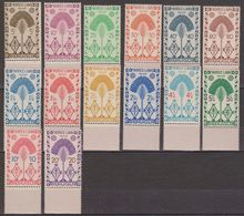 Madagascar N° (yt) 265 à 278  Neufs ** - Madagascar (1889-1960)