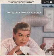 The Misty Miss Christy - June Christy - Capitol Records - Vinyles