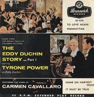 The Eddy Duchin Story - Columbia Pictures -Carmen Cavallaro - Brunswick Records - Musique De Films