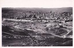 Jerusalem (Israel) - Panorama - Israel