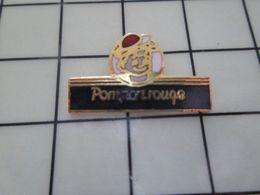 316a Pin's Pins / Beau Et Rare / THEME : MARQUES / VETEMENTS POUR ENFANTS POMPON ROUGE - Marcas Registradas