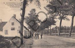Postkaart - Carte Postale - Zuienkerke - Kruiskalsijde En De Baan Naar Blankenberge  (B548) - Zuienkerke
