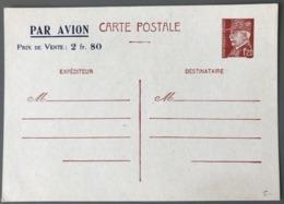 France Entier N°515-CP1 - Complément Par Avion 2fr80 - (W1684) - Cartes Postales Types Et TSC (avant 1995)