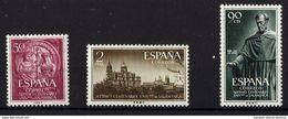 ESPAÑA **1126/8 Nuevo Sin Charnela. Cat.37,50 € - 1931-Today: 2nd Rep - ... Juan Carlos I