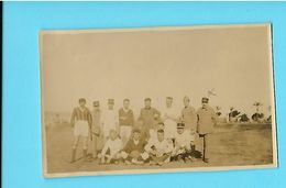 MINI-PHOTO---MILITARIA--LIBAN---BEYROUTH--équipe Des Sports---voir 2 Scans - Lieux