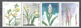 South Korea - Flowers - Flora - 2005 - MNH - Stamps