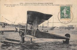 HYDRAVION-BIPLAN ALLEMAND ALBATROS - Aviation