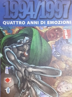 Catalogo Marvel Italia - 1994/1997 Quattro Anni Di Emozioni - Books, Magazines, Comics