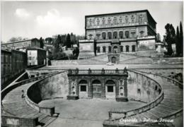 CAPRAROLA  VITERBO  Palazzo Farnese  Facciata Con Orologio E Meridiana Solare - Viterbo