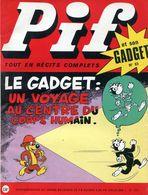 Pif Gadget N°83 - Le Grèlé 7/13 - Docteur Justice - Pif Gadget