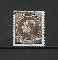 BELGIO - 1929 - N. 289 USATO (CATALOGO UNIFICATO) - 1929-1941 Grand Montenez