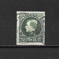 BELGIO - 1929 - N. 290A USATO (CATALOGO UNIFICATO) - 1929-1941 Grand Montenez