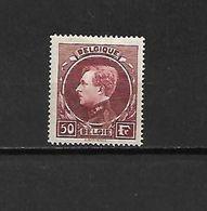 BELGIO - 1929 - N. 291A* (CATALOGO UNIFICATO) - 1929-1941 Grand Montenez