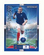EQUIPE DE FRANCE  LUCAS DIGNE - Trading Cards