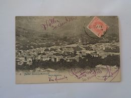 Soller. - Vista General. (31 - 8 - 1906) - Espagne