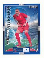 EQUIPE DE FRANCE  STEPHANE RUFFIER - Trading Cards