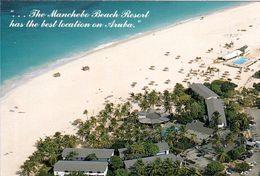 1 AK Aruba * Blick Auf Das Manchebo Beach Resort - Luftbildaufnahme * - Aruba