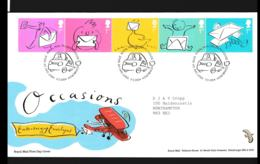 Great Britain FDC 2004 Occasions  (NB**LAR9-142) - 2001-2010 Em. Décimales