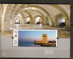 Portugal ** & 500 Years Of Torre De Belém, Lisbon 2015 (1) - 1910-... Republic