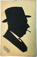 SILHOUETTE  EXPOSITION UNIVERSELLE  PARIS  1937. - Silhouettes