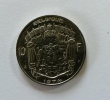 10 Fr 1974 Fr - 1951-1993: Boudewijn I