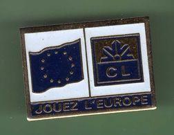 CREDIT LYONNAIS *** JOUEZ L'EUROPE *** 1003 (29) - Bancos