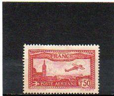 FRANCE   1,50 F    1930    Y&T:PA 5   Neuf Avec  Charnière - Airmail