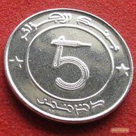 Algeria 5 Dinars 2010  Argelia Algerie - Algeria