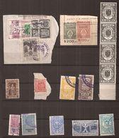 (CdC) WW Fiscals Lot - Sellos