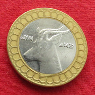 Algeria 50 Dinars 2011   Argelia Algerie - Algeria