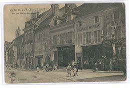 CPA 89 Chablis Rue Des Vieilles Boucheries - Chablis
