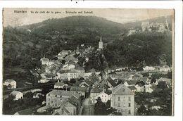 CPA- Carte Postale-Luxembourg-Vianden-Vu Du Côté De La Gare -1908-VM18668 - Vianden