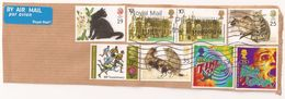 UK, Fragmento, ALIEN INVASION + Cats X3 + 3 (ulti) - 1952-.... (Elizabeth II)