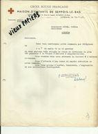 68 - Haut Rhin - Seppois Le Bas - Maison D'enfants - Croix Rouge Française   - 1951.. - Réf 43 - - France