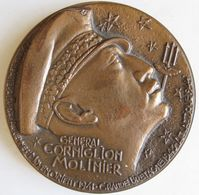 MEDAILLE. GENERAL CORNIGLION MOLINIER. FAFL. 1947, Par GALTIE - Autres