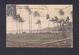 Colonies Francaises Polynesie Francaise Etablissements Francais De L' Oceanie Tahiti Tevaitoa Raiatea ( Colorisée 42478) - Tahiti