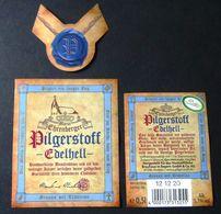 Germany - Hochstiftliches Brauhaus In Bayern - Maria Ehrenberger Pilgerstoff Efelhell - Motten/Unterfranken-Bayern - Beer
